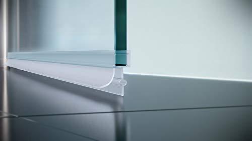 Duschtür Pendeltür für eine Nische mit Nanobeschichtung - 9