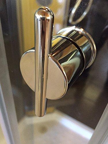 Dusche Duschkabine Duschtempel Duschabtrennung Fertigdusche Eckdusche Komplett Portofino - 7