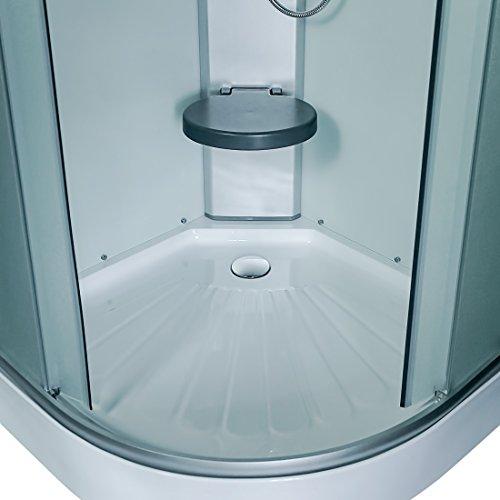AcquaVapore DTP10-1010 Dusche Duschtempel Duschkabine Fertigdusche 90x90, EasyClean Versiegelung der Scheiben:2K Scheiben Versiegelung +79.-EUR - 9