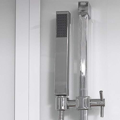 Duschtempel Design XL inklusive Dampfdusche - 4