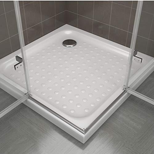 Duschkabine mit Eckeinstieg, Falttüren und Nanobeschichtung - 9