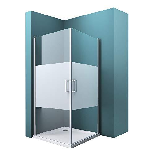 Duschkabine mit Eckeinstieg und Hebe-Senk-Mechanismus Ravenna24ms