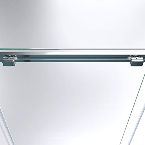 Duschkabine Ravenna18 mit Schiebetür und Nanobeschichtung - 5