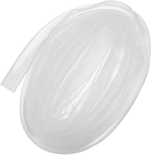 200cm F Shape Duschtür Dichtung Duschdichtung Wasserabweiser Dusche Glastür für 8mm Glasdicke - 7