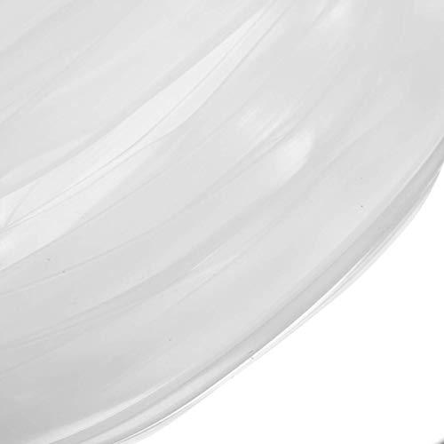 200cm F Shape Duschtür Dichtung Duschdichtung Wasserabweiser Dusche Glastür für 8mm Glasdicke - 4
