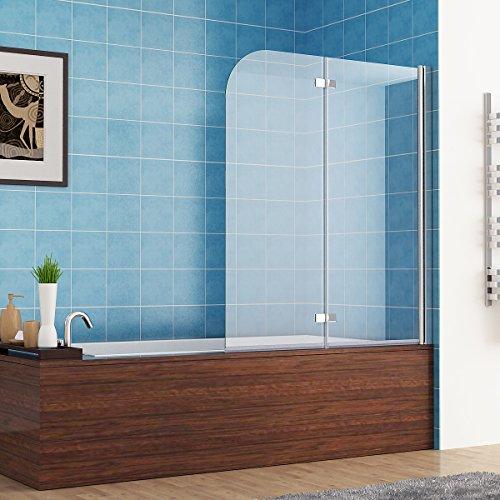 Zweiteilige Badewannenaufsatz - 2