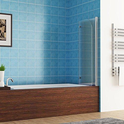 Zweiteilige Badewannenaufsatz - 4