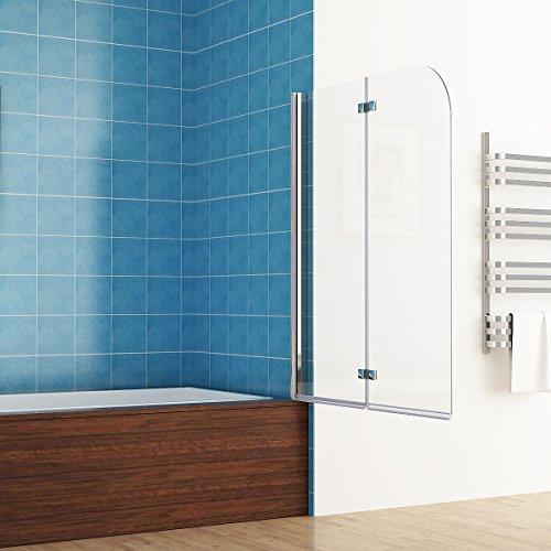 Zweiteilige Badewannenaufsatz - 7